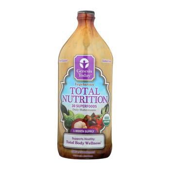 Genesis Today Total Nutrition - 32 FL oz.