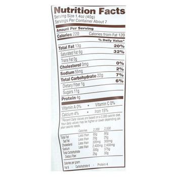 Bark Thins Snacking Dark Chocolate - Almond with Sea Salt - Case of 9 - 10 oz.