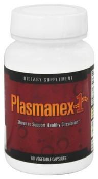 Plasmanex1 Plasmanex - 60 Vegetarian Capsules