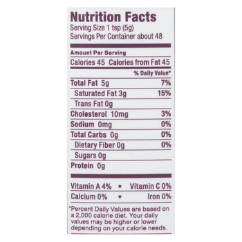 4th and Heart - Ghee - Garlic - Case of 6 - 9 oz