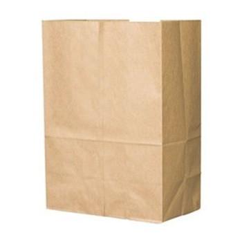 Duro Bag General Brown Kraft 1/6 Bbl. 70 Paper Bags - 500 Count