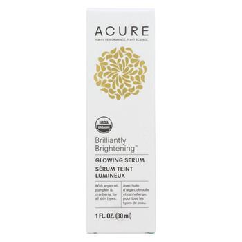 Acure Serum - Firming Facial - 1 fl oz