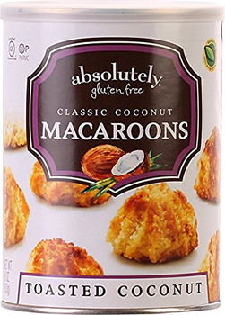 Absolutely Gluten Free - Absolutely Macarons - Case of 48 - 10 oz