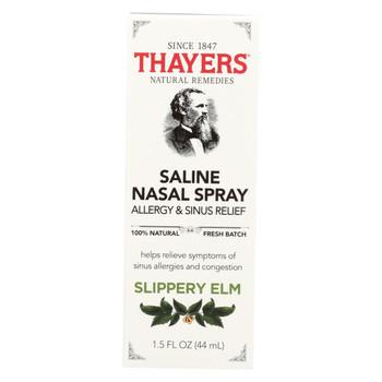 Thayers Slippery Elm - Nasal Spray - 1.5 fl oz