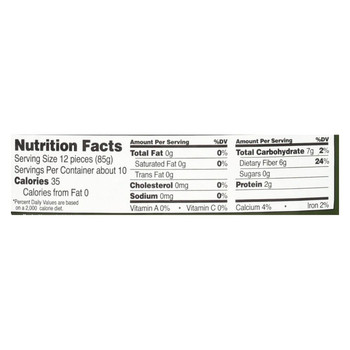 The Jackfruit Co. Jackfruit Shred - Meat Alternative - Case of 10 - 30.5 oz