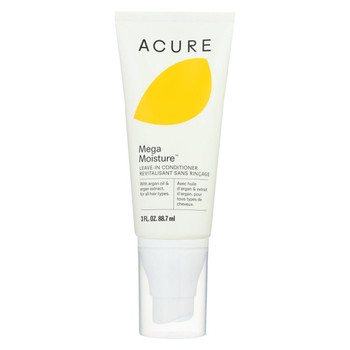 Acure Conditioner - Leave in - 3 fl oz