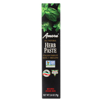 Amore  Italian Parsley Basil Oregano - Case Of 12 - 2.8 Oz