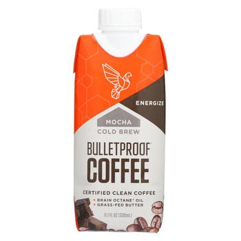 Bulletproof Coffee - Mocha - Case of 12 - 11.1 fl oz.