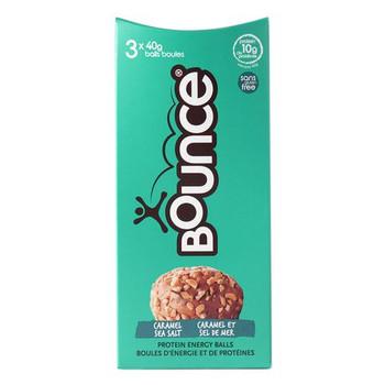 Bounce - Energy Balls - Caramel Sea Salt - Case of 12 - 1.41 oz.