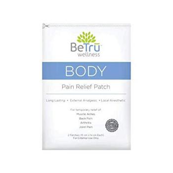 Be Tru Wellness - Body Patch - 2 Count