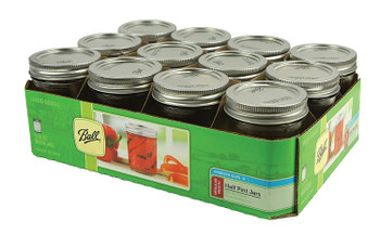 Ball Canning Jar Set - Case of 1 - 12 Count