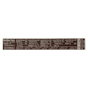 Clif Bar Luna Protein Bar - Cookie Dough - Case of 12 - 1.6 oz