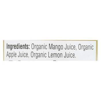 Lakewood Organic Mango Juice - Mango - Case of 12 - 32 Fl oz.