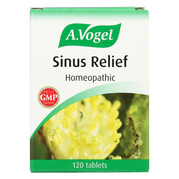 A Vogel - Sinus Relief - 120 Tablets