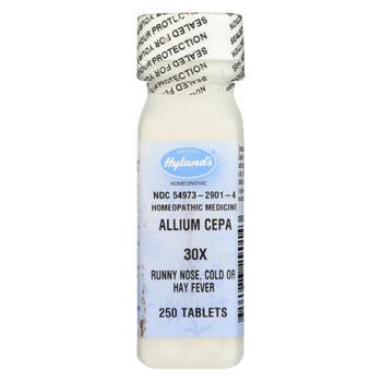 Hyland's Allium Cepa 30x - 250 Tablets