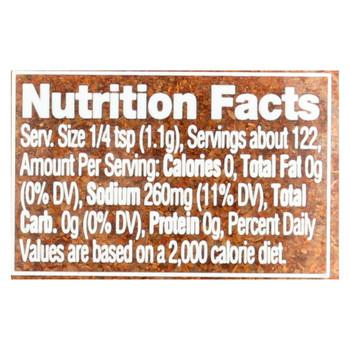 Simply Organic All Seasons Salt - Organic - 4.73 oz