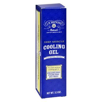 J.R. Watkins Muscle Cooling Gel - 3.3 oz