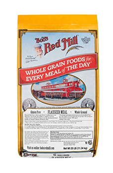 Bob's Red Mill - A27223 Flax Seed Meal - 25 lb.