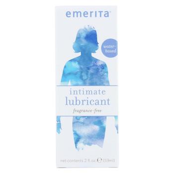 Emerita Natural Lubricant with Vitamin E - 2 fl oz