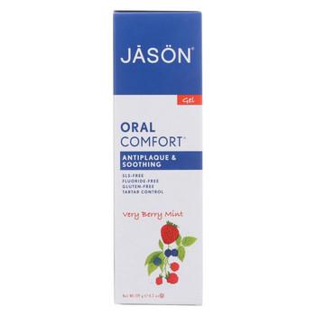 Jason Oral Comfort Gel Very Berry Mint - 4.2 oz