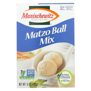 Manischewitz - Matzo Ball Mix - Case of 24 - 5 oz.
