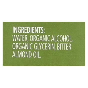Simply Organic Almond Extract - Organic - 4 oz