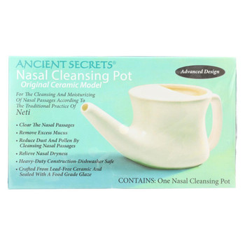 Ancient Secrets Ancient Secrets Nasal Cleansing Pot - 1 Pot