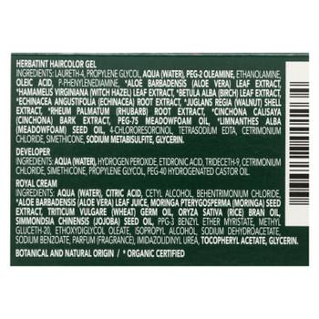 Herbatint Permanent Herbal Haircolour Gel 4N Chestnut - 135 ml