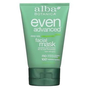 Alba Botanica Deep Sea Facial Mask - 4 fl oz