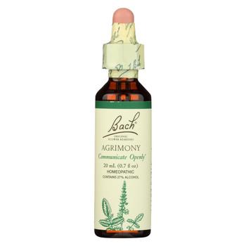 Bach Flower Remedies Essence Agrimony - 0.7 fl oz