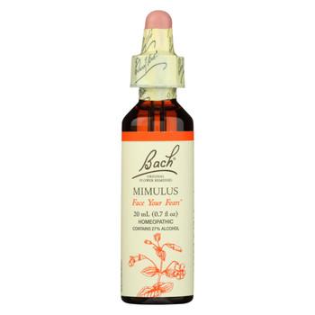 Bach Flower Remedies Essence Mimulus - 0.7 fl oz