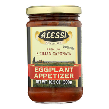 Alessi - Eggplant Appetizer - Caponata - 10.5 oz.