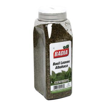 Badia Spices - Basil Leaves - 4 oz.