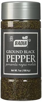Badia Spices - Ground Black Pepper - 7 oz.