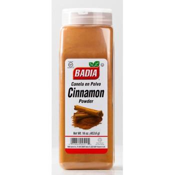 Badia Spices - Cinnamon Powder - 16 oz.