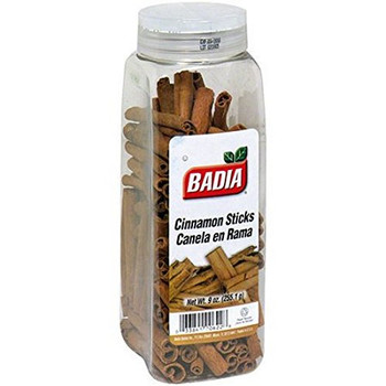 Badia Spices - Cinnamon Sticks - 9 oz.