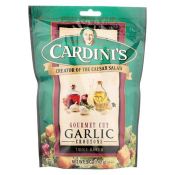 Cardini's Croutons - Garlic - 5 oz