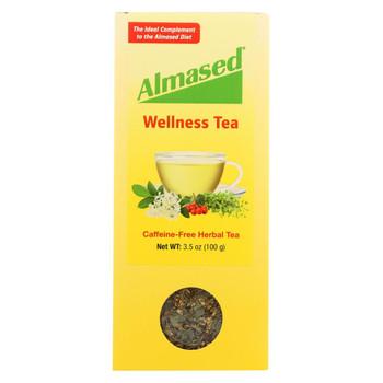 Almased - Caffeine Free Herbal Tea - Case of 3.5 - 3.5 oz.