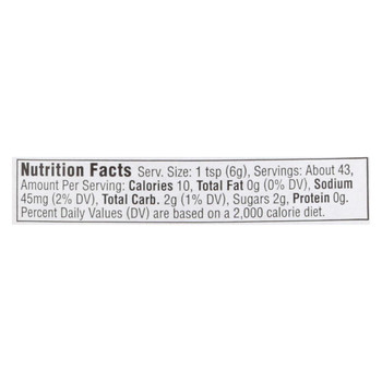 Annie's Naturals Organic Honey Mustard - Case of 12 - 9 oz.