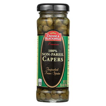 Crosse and Blackwell Capers - 3.5 oz.