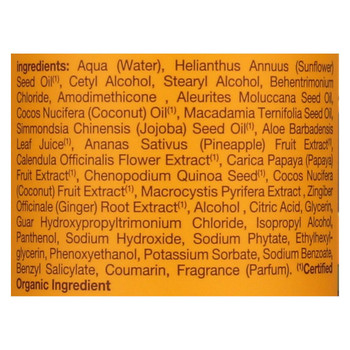 Alba Botanica - Hawaiian Hair Conditioner - Coconut Milk - 12 fl oz