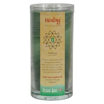 Aloha Bay - Chakra Jar Candle - Healing - 11 oz