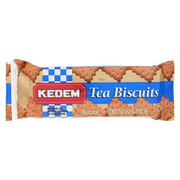 Kedem Tea Biscuits - Plain - 4.2 oz.