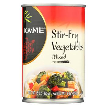 Ka'Me Stir - fry Vegetables - Mixed - 15 oz.