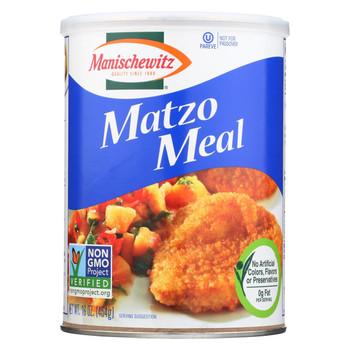 Manischewitz - Matzo Meal - Unsalted - 16 oz.