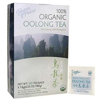 Prince of Peace Oolong Tea - 100 Tea Bags