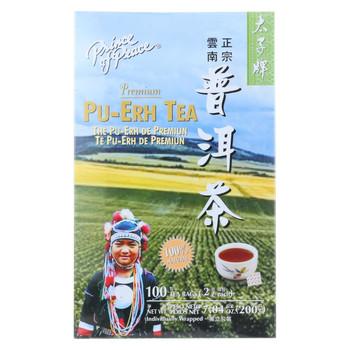 Prince of Peace Premium Pu-Erh Tea - 100 Tea Bags