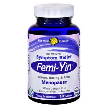 Biomed Health Femi-Yin Peri and Menopause Relief - 60 Capsules