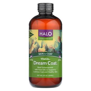 Halo Purely For Pets Vita Glo - Dream Coat - 8 oz