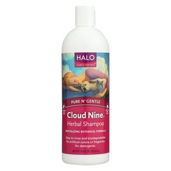 Halo Purely For Pets Cloud Nine Herbal Shampoo - 16 oz